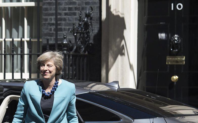 Premier May broni w Szkocji jedności Wielkiej Brytanii w obliczu Brexitu