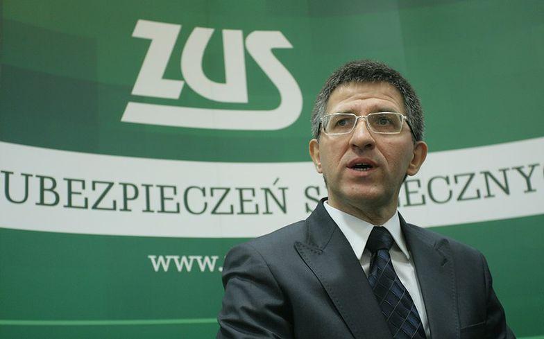 Prezes ZUS: Zagrożenia wypłat emerytur nie ma i nie będzie