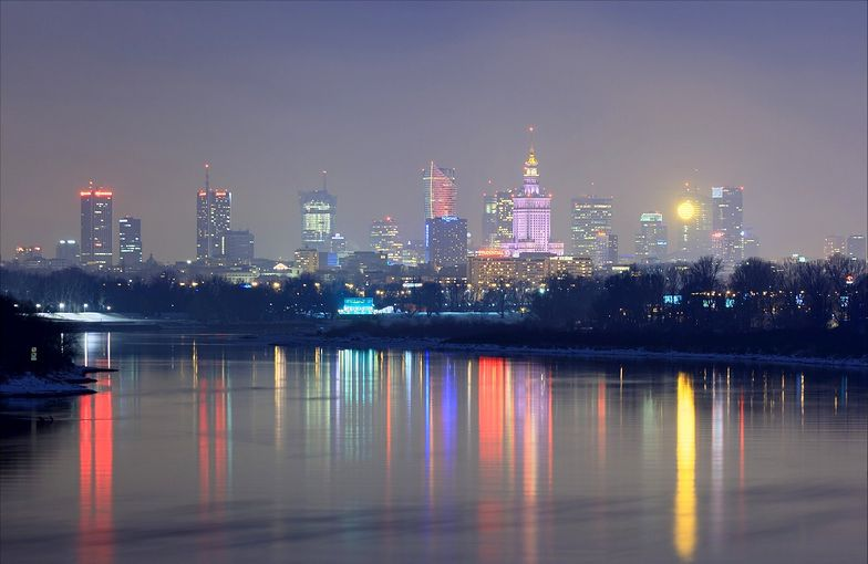 Największe plany inwestycyjne ma Warszawa. W 2017 r. chce wydać 2,64 mld zł