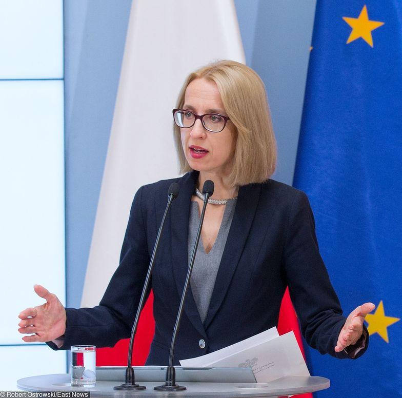 Dla minister finansów Teresy Czerwińskiej VAT to główne źródło dochodów budżetowych.