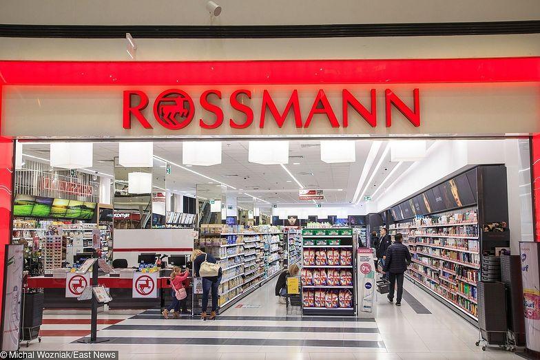 Rossmann przyłącza się do Black Friday. Ma mnóstwo promocji.