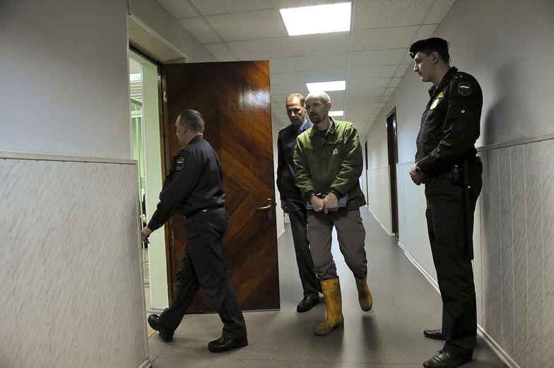 Działacze Greenpeace w więzieniu