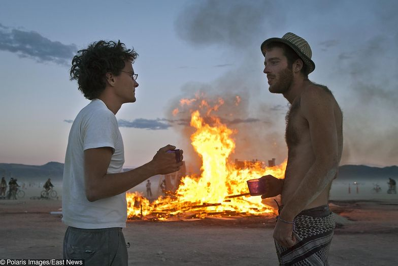 Obecność ludzi z Doliny Krzemowej na festiwalu Burning Man nikogo już nie dziwi.
