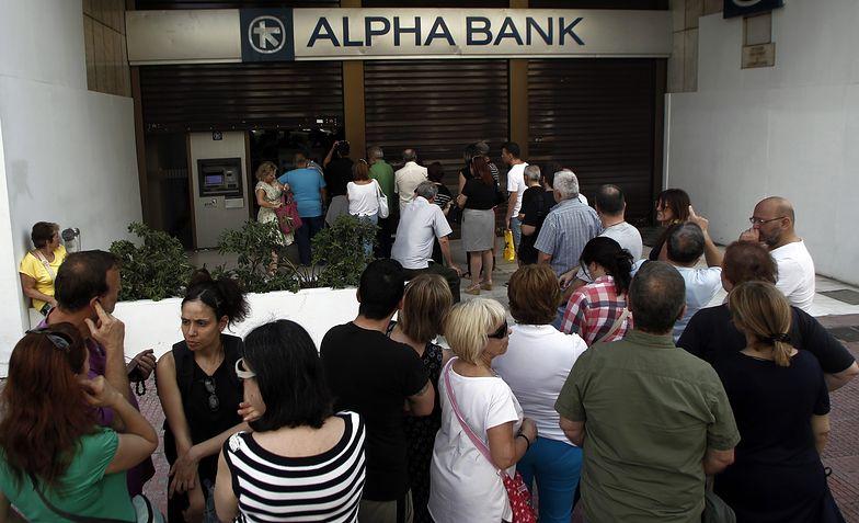 Kryzys w Grecji. Giełda w Atenach i banki będą zamknięte w poniedziałek