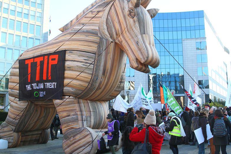 Niemcy nie chcą TTIP. A Amerykanie naciskają coraz mocniej