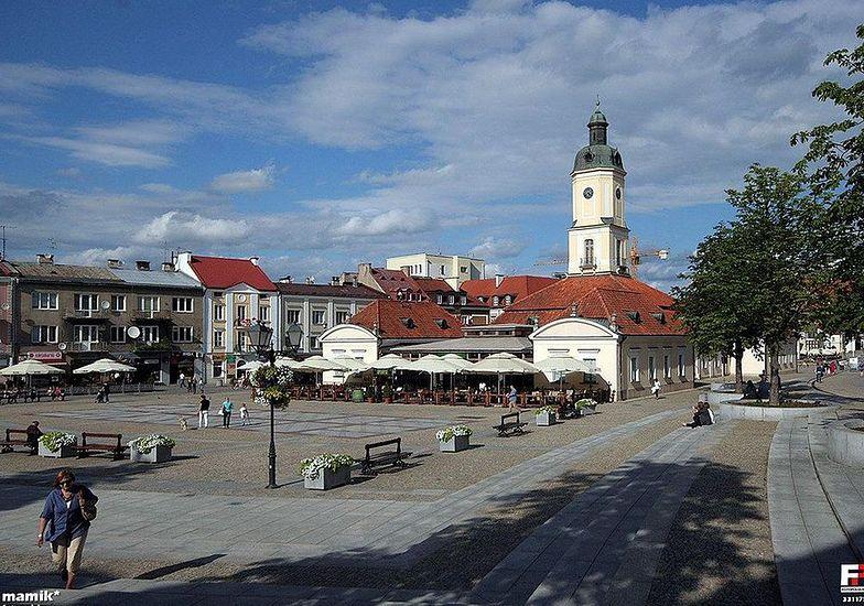 Podobne akcje Nowoczesna planuje w Suwałkach i Łomży