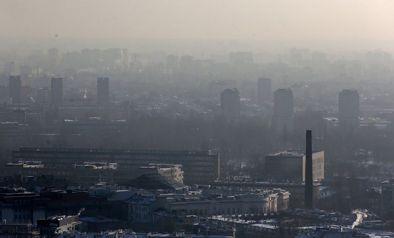 Pekin będzie miał policję do walki ze smogiem. Polski minister bagatelizuje sprawę