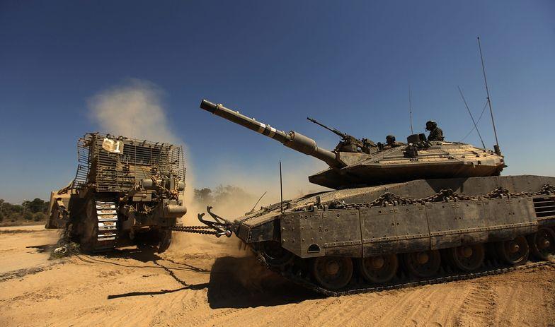 """""""Rozejm w strefie Gazy mało prawdopodobny w najbliższych dniach"""""""
