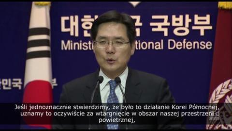 Północnokoreański dron? Seul komentuje