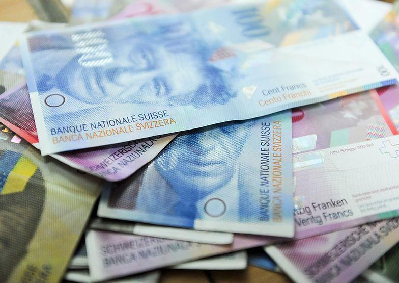 Drogi frank nie zaszkodził Szwajcarii. PKB niespodziewanie w górę