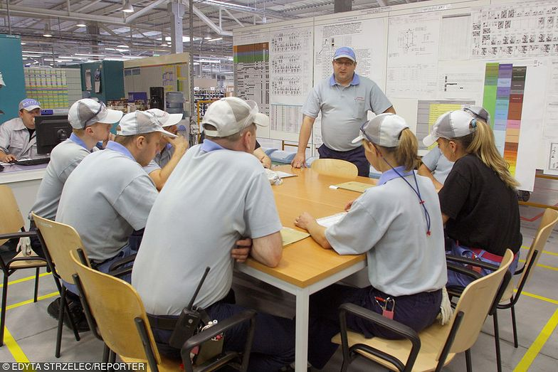 Pracownicy Toyoty odnieśli sukces. Wywalczyli 700 zł więcej
