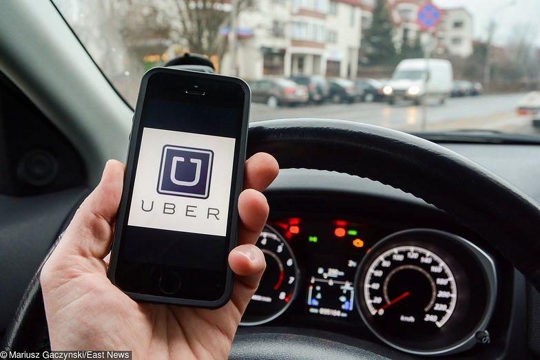 Nalot na Ubera i Opti Taxi. Policja i Inspekcja Transportu prześwietlała kierowców