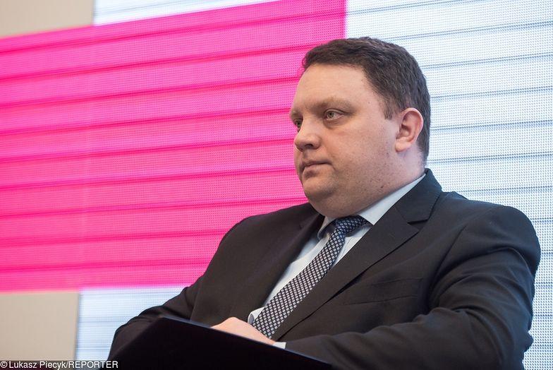 Marcin Chludziński stoi na czele miedziowego giganta kontrolowanego przez Skarb Państwa.
