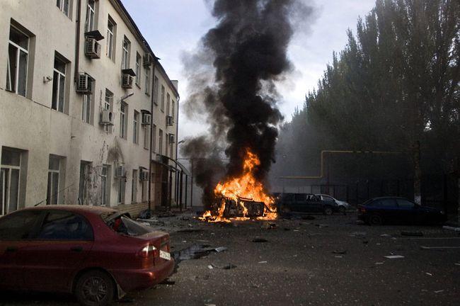 Sytuacja na Ukrainie. 680 żołnierzy w niewoli