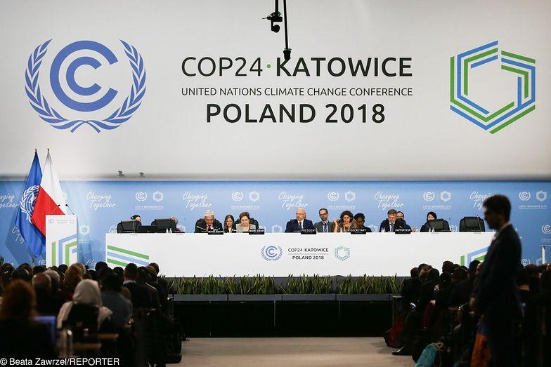 Szczyt COP24 ruszył w poniedziałek rano. Zaczęło się od powitania gości przez prezydenta Andrzeja Dudę