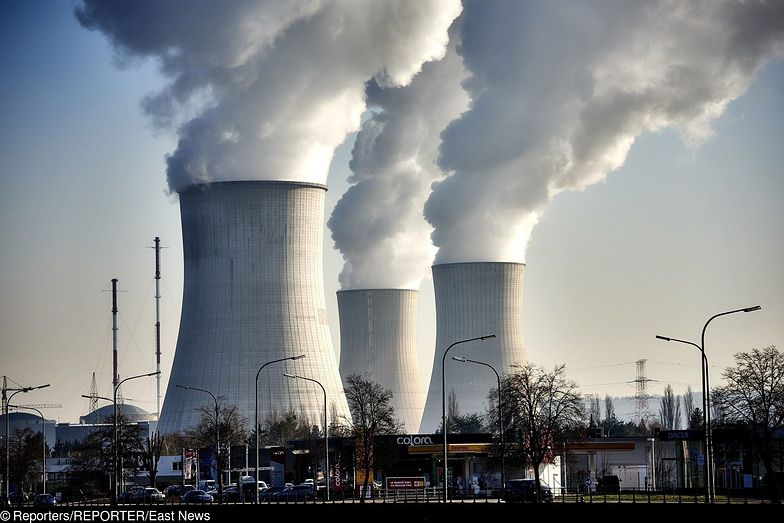 Problemy w elektrowni atomowej. Została wyłączona