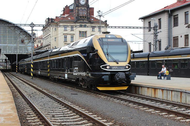 Leo Express po raz pierwszy pojawił się na polskich torach