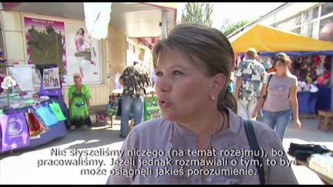 Mieszkańcy Doniecka są sceptyczni co do porozumienia o zawieszeniu broni