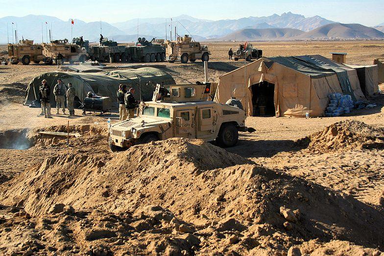 Misja w Afganistanie. Żołnierze korpusu NATO wrócili do Polski