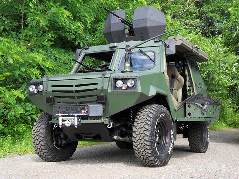 Wirus w polskim wojsku. Wybrano lekki pojazd od polskiego producenta