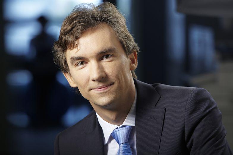 Marcin Juszczyk, członek zarządu Capital Park