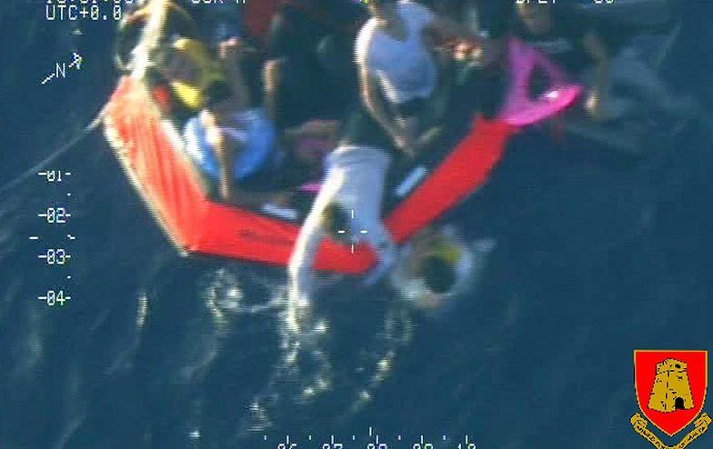 Kolejna tragedia imigrantów na włoskim morzu