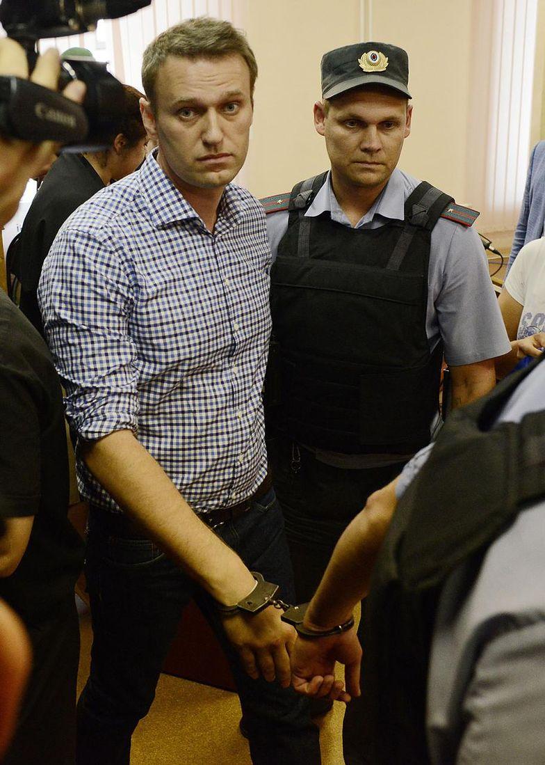 Nawalny będzie kandydował na mera Moskwy