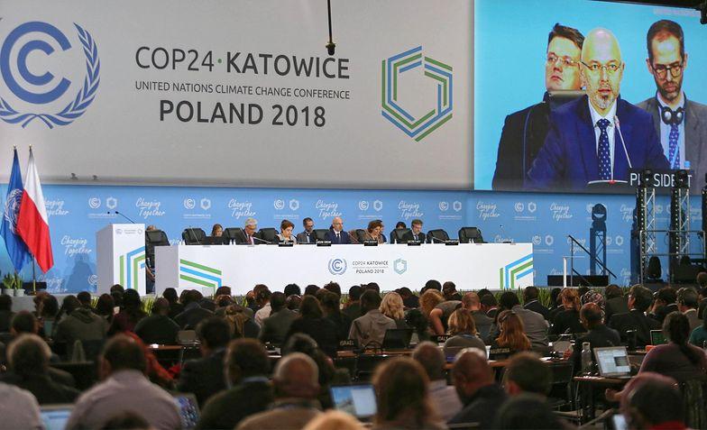 Nie wyobrażam sobie, by w Katowicach nie powstały reguły wdrażania porozumienia paryskiego - stwierdził Kurtyka.