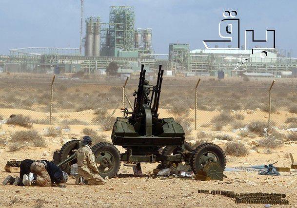 Egipskie samoloty bombardują pozycje islamistów w Bengazi