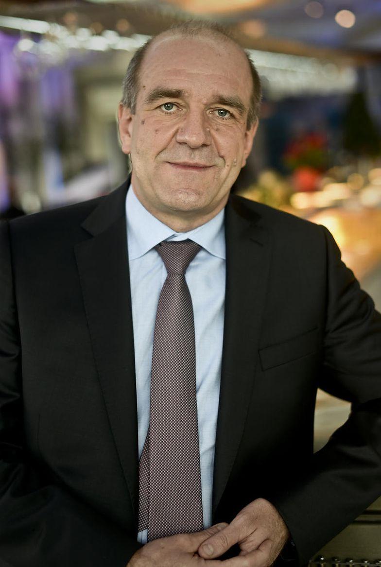 Wojciech Zieliński, prezes zarządu MakoLab