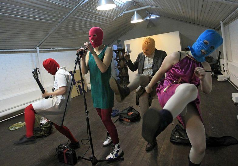 Władze Moskwy chcą odwołania filmu o Pussy Riot