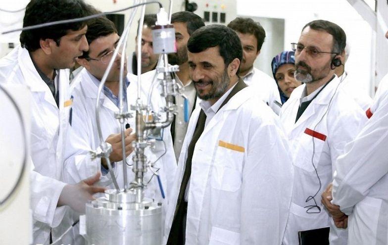 Irański program nuklearny w Genewie