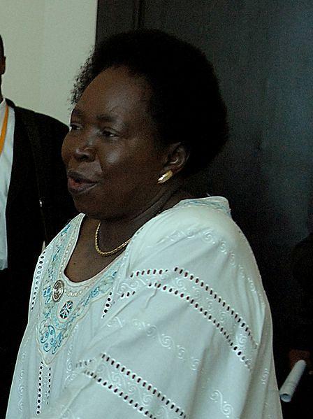 Nkosazana Dlamini-Zuma to nowa szefowa rządu Afryki