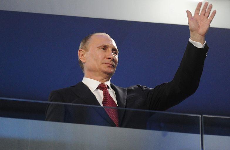 """Przyłączenie Krymu do Rosji. Putin dostanie za to tytuł """"Bohatera Rosji""""?"""