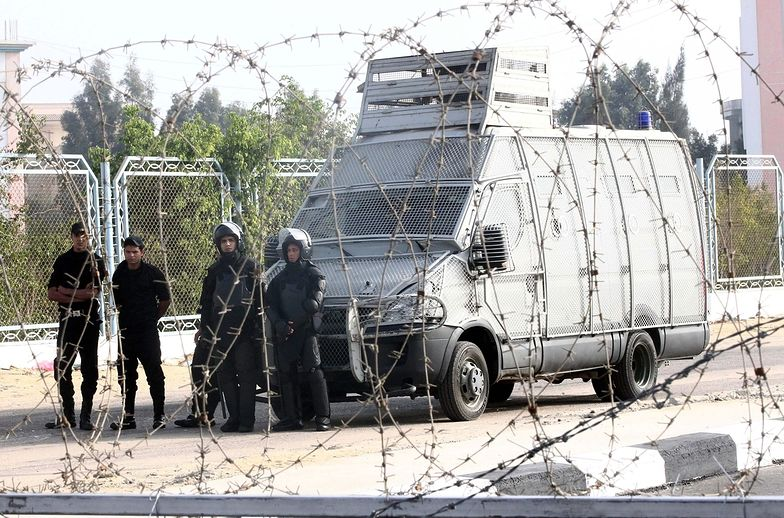 Kryzys w Egipcie. Syn obalonego prezydenta nie może opuścić kraju