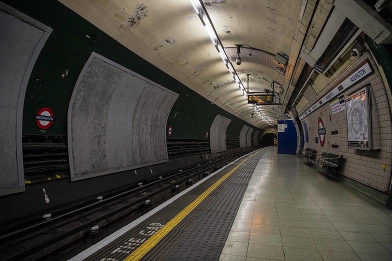 24-godzinny strajk w londyńskim metrze. Zamknięto część stacji