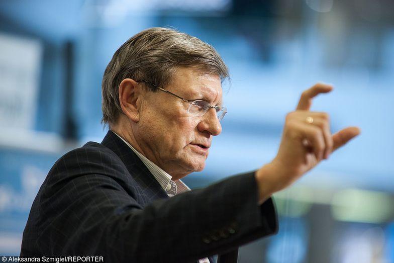 Prof. Leszek Balcerowicz ma dosyć propagandy sukcesu.