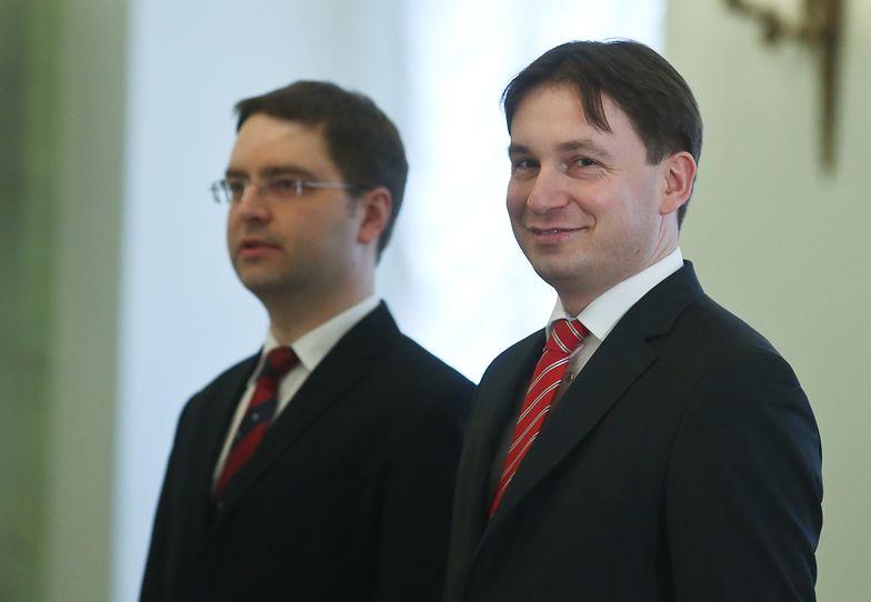 Nowi członkowie RPP: Łukasz Hardt i Kamil Zubelewicz.