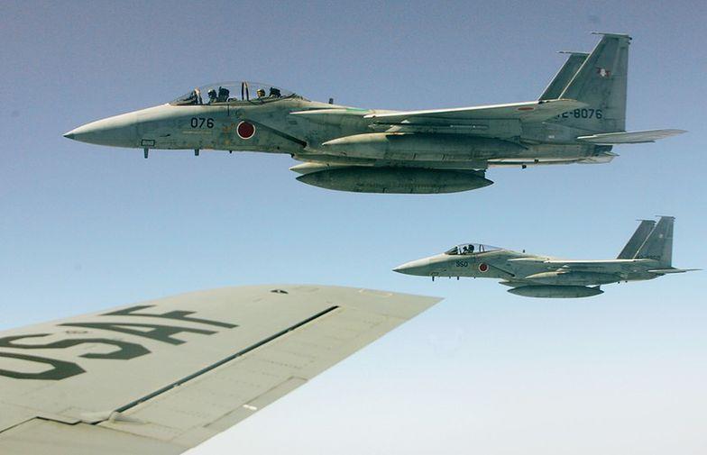 Japońskie myśliwce przeciwko chińskim