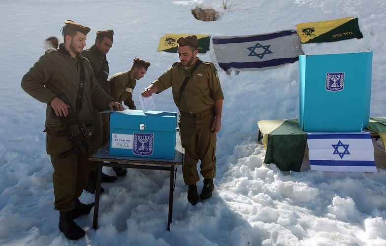 Wybory w Izraelu dzielą rodziny