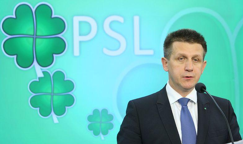 PSL złożył w Sejmie projekt ustawy o bezpłatnej pomocy prawnej