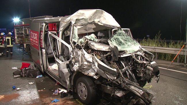 Tragiczny wypadek polskiego busa w Niemczech