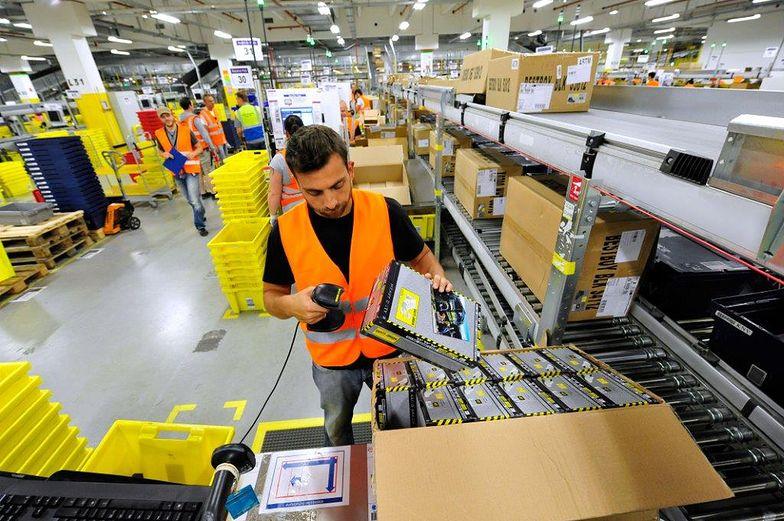Pracownicy Amazona będą pracować jeszcze szybciej