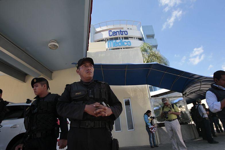 Afera korupcyjna w Gwatemali. Była wiceprezydent aresztowana
