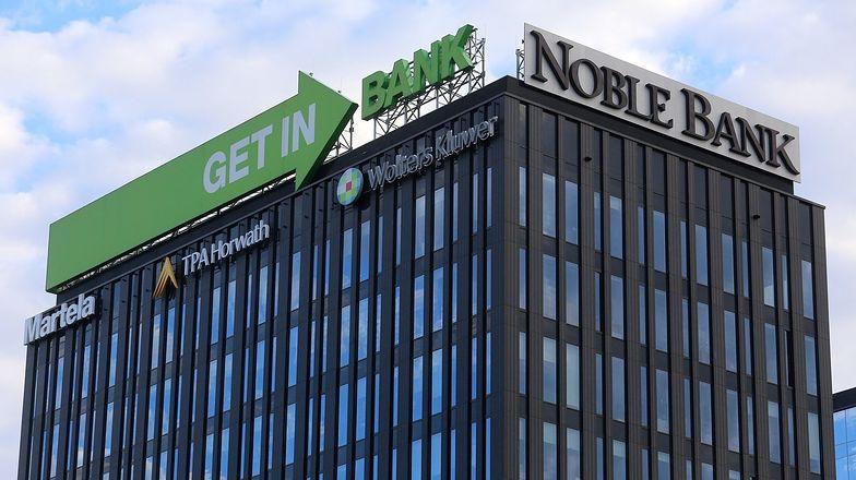 Getin Noble Bank pod lupą ekonomistów.