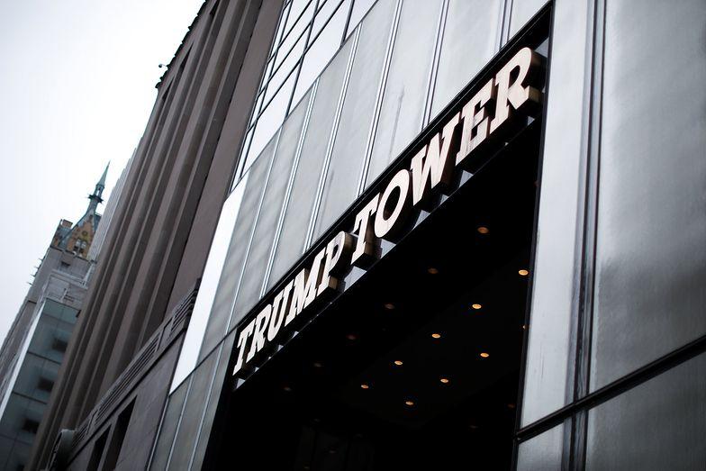 Amerykański rząd wynajmuje pomieszczenia w Trump Tower. Za 130 tys. dolarów miesięcznie