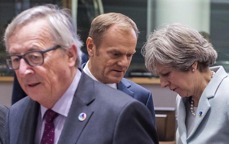 Brexit - wina Tuska. Minister Czaputowicz nie ma wątpliwości