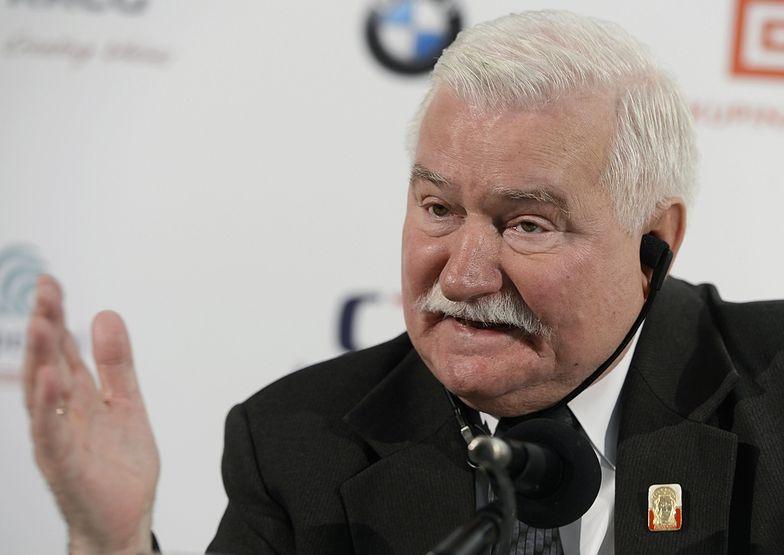 Tak przyjęli firm o Wałęsie w Czechach