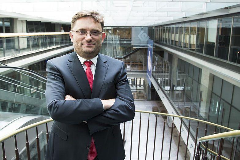 Paweł Tamborski, prezes GPW
