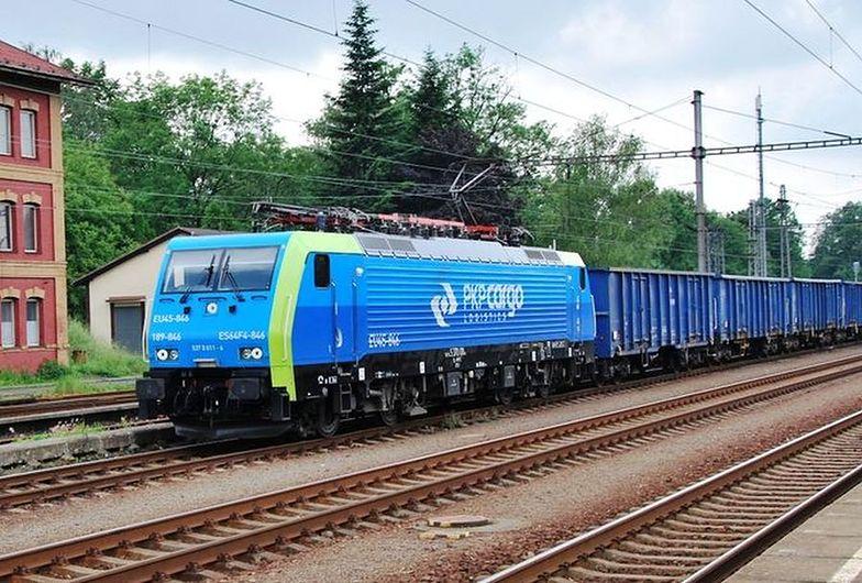 PKP Cargo wyraźnie poprawił wyniki sprzed roku.